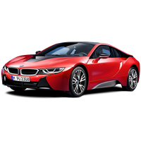 BMW I 8 Coupe